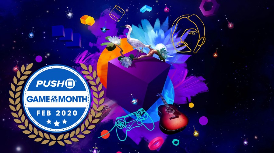 Dreams PS4 PlayStation 4 Game of the Month February 2020