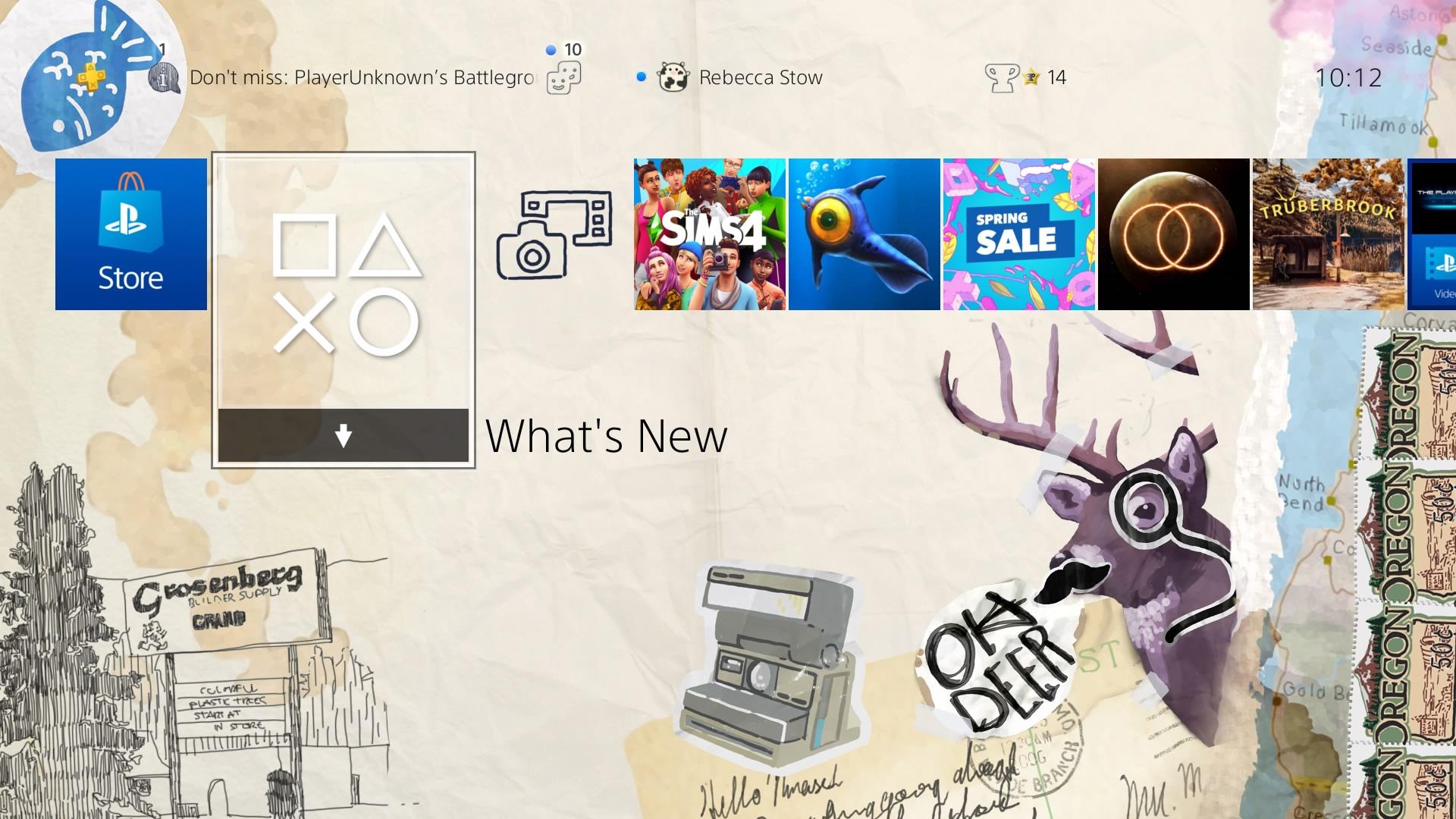 life is strange theme.original - PlayStation 4 - Guida: i migliori temi gratuiti da scaricare