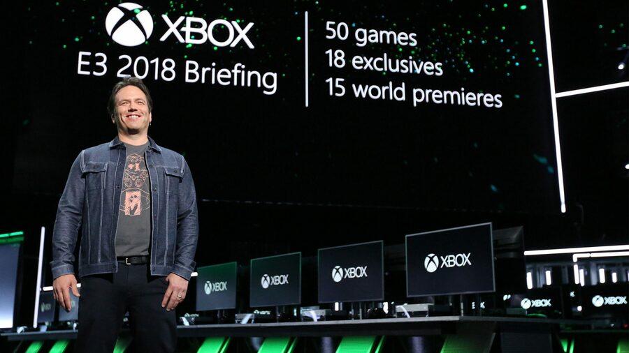 Phil Spencer E3 2018