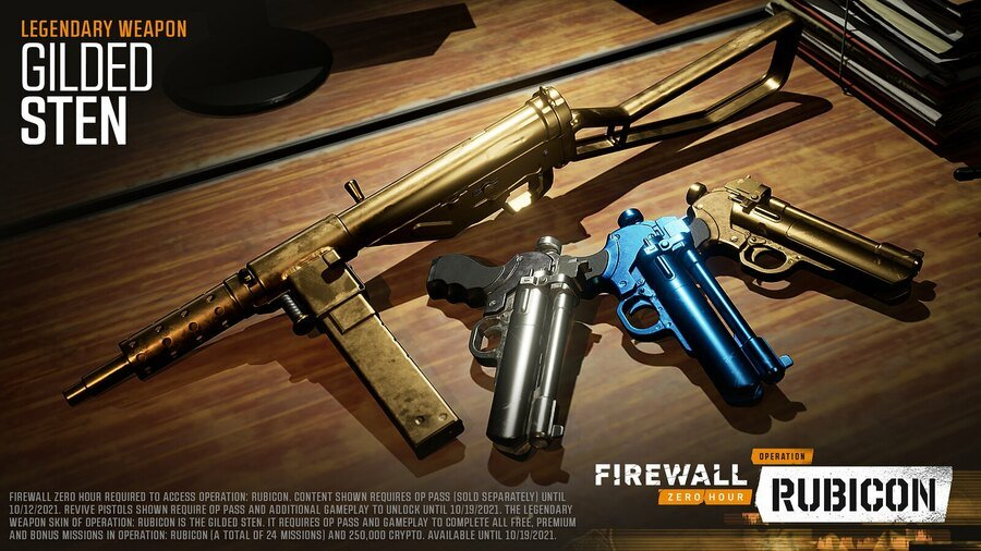 Firewall Zero Hour PS5 PlayStation 5 1