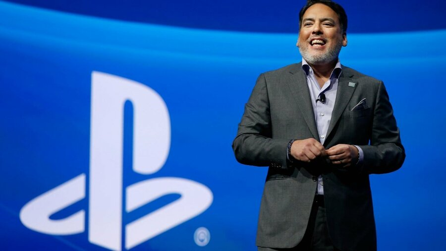 Sony Shawn Layden PS4 PlayStation 4 1