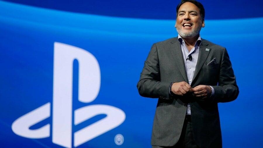 Sony Shawn Layden PS4 PlayStation 4 1