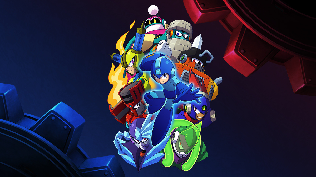 84018db87258 Hands On  Mega Man 11 Brings the Blue Bomber Bang Up to Date on PS4 ...