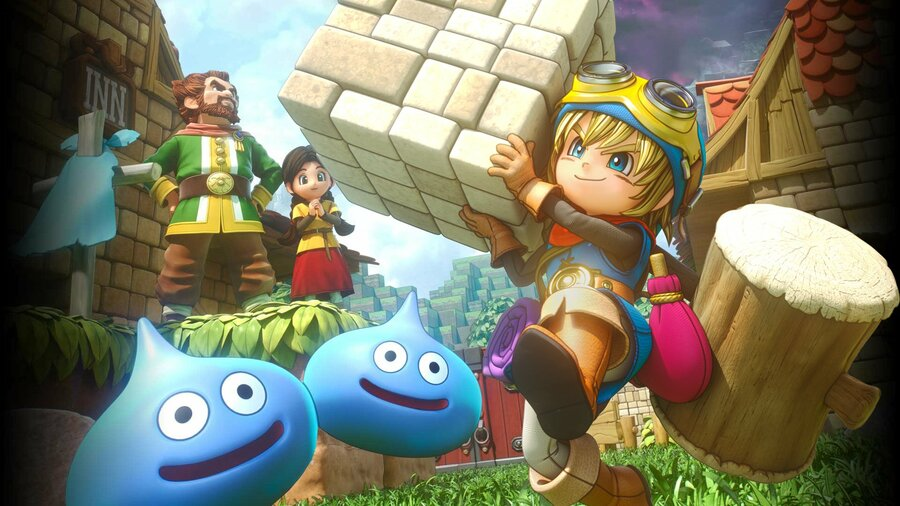 Dragon Quest Builders 2 PS4 PlayStation 4 1