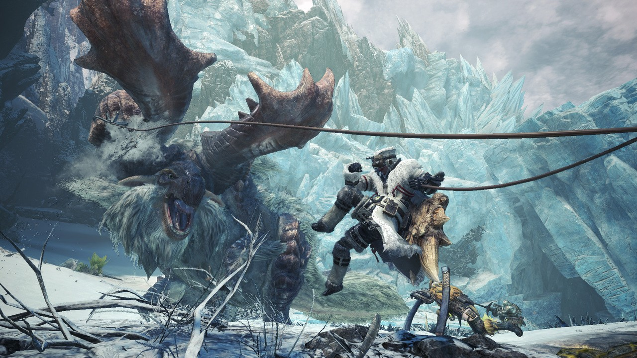Monster Hunter: World Has Been, Well, a Monstrous Hit - Push Square