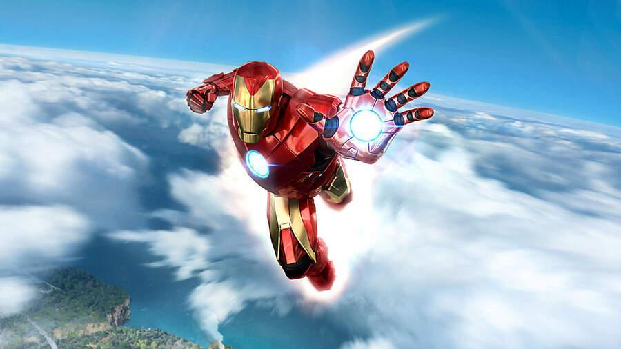 Marvels Iron Man VR PSVR