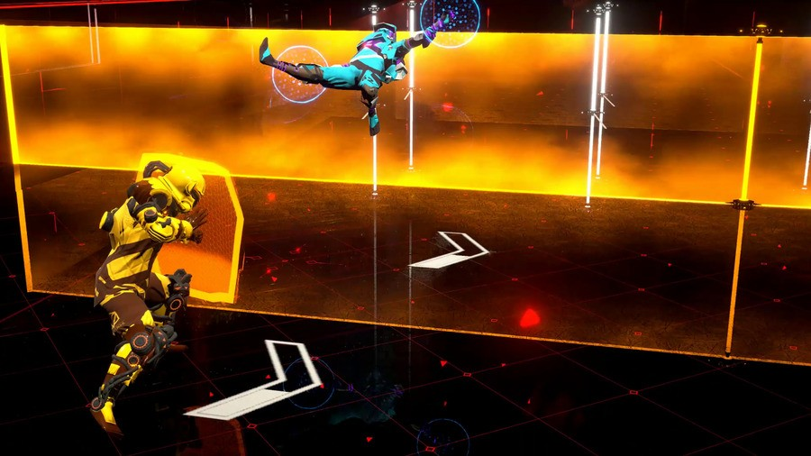 Laser League PS4 PlayStation 4