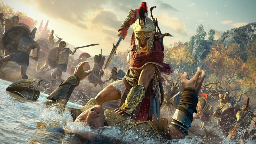 Rumour Assassin S Creed Ragnarok Is The Name Of The Next Game