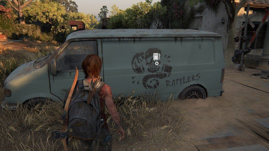 The Last of Us 2 The Resort Collectibles Guide Journal Entry 1