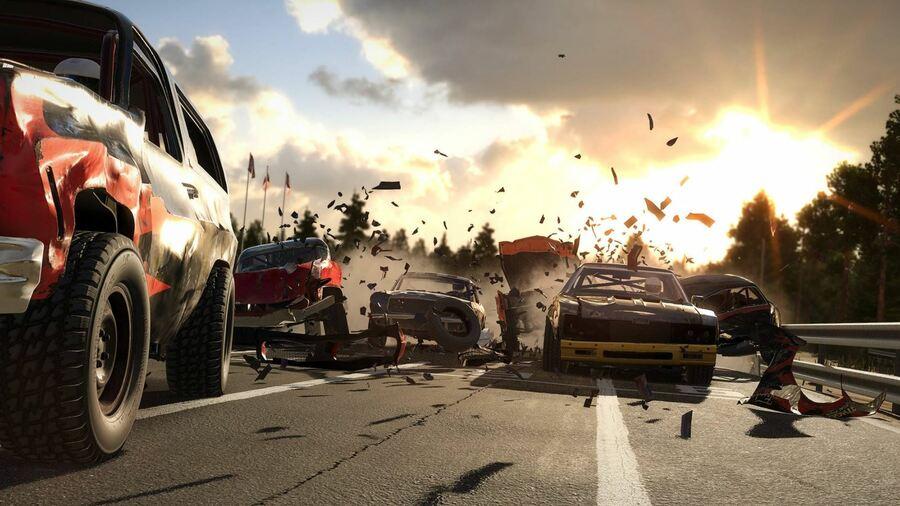 Wreckfest PS5 PlayStation 5 1