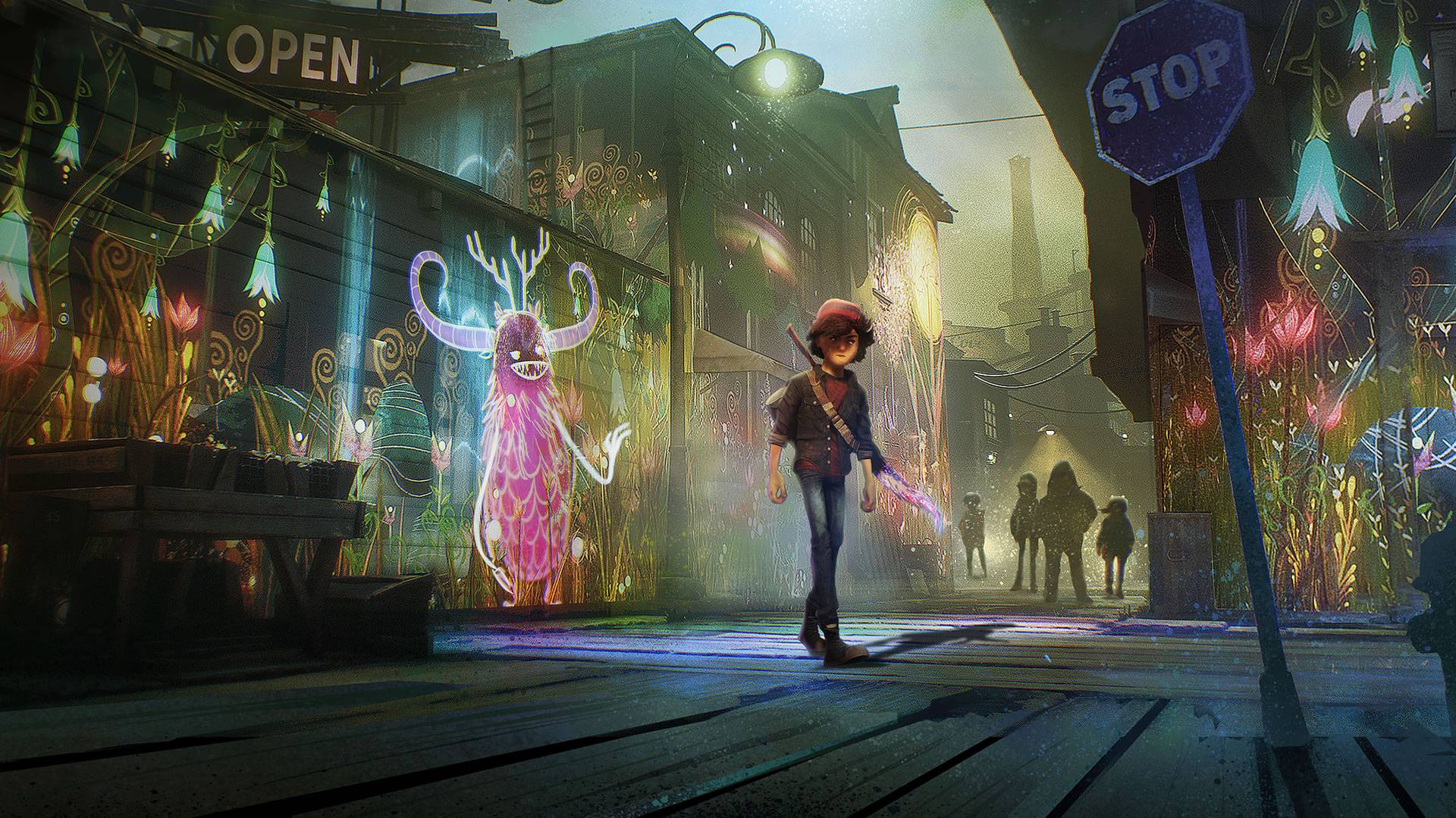 Concrete Genie Leads the Way in Gamescom 2019 Awards with Four Nominations