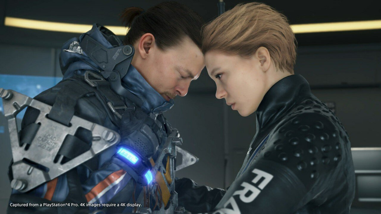 Death Stranding Looks Strangely Compelling in Extended PS4 Gameplay