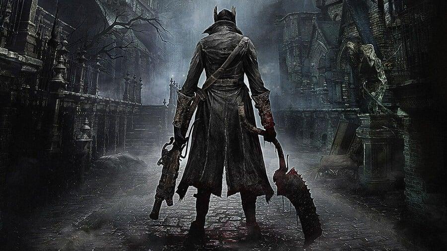 Bloodborne PS5 PlayStation 1
