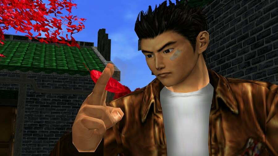 Shenmue II Master the Wild Throw Move from the Kung Fu School in Wan Chai Guide 1