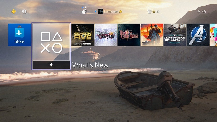 The Last of Us 2 PS4 Free Theme