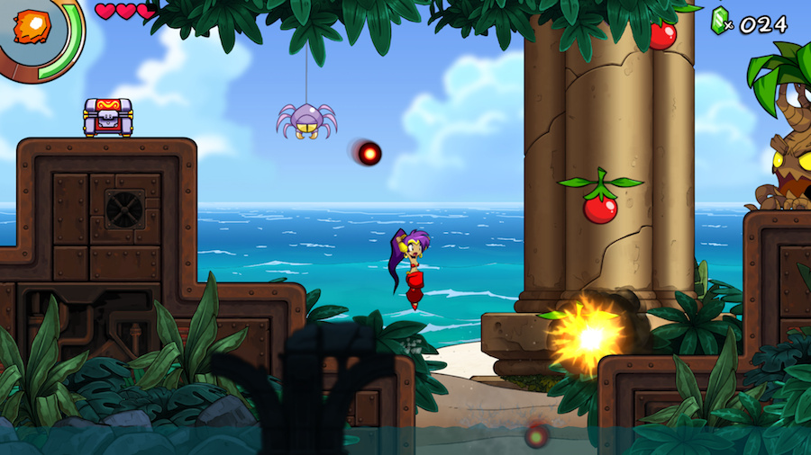 Shantae and the Seven Sirens announced | PC