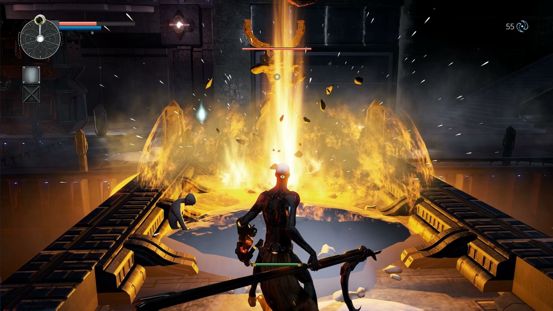 Ps4 Games Science Fiction : Hellpoint brings sci fi souls to ps in push square