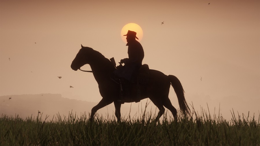 Red Dead Redemption 2 Death Stranding Comparison