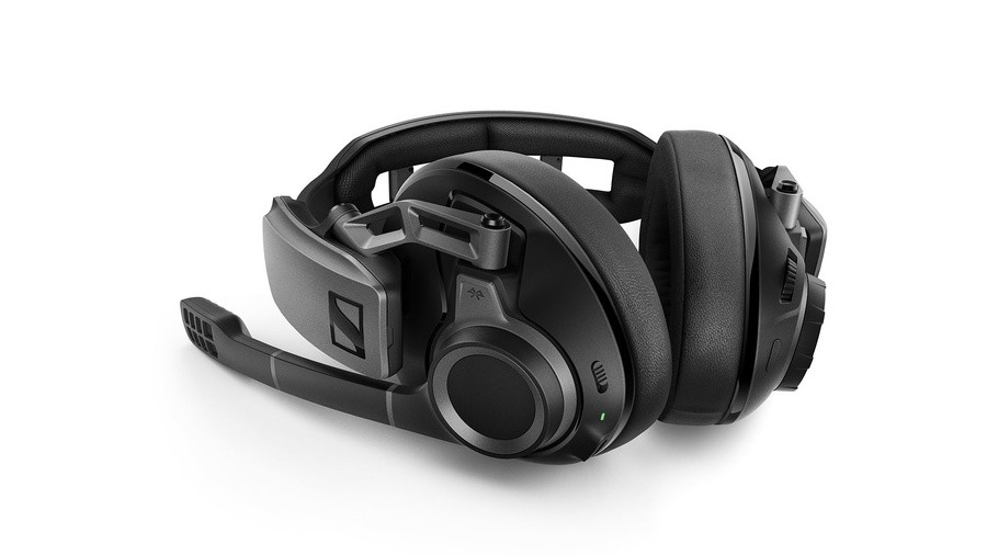Sennheiser Gsp 670 PS4 Headset Review