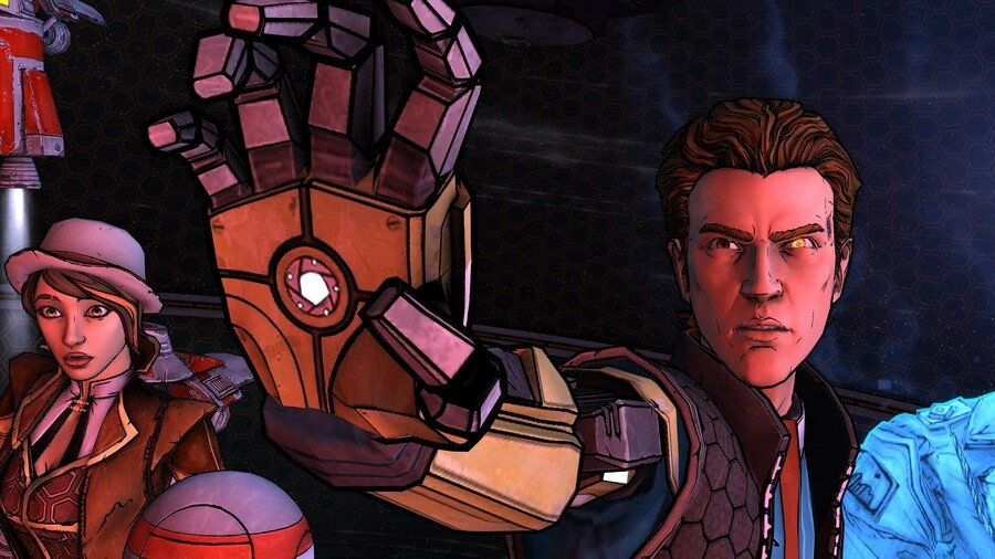 Tales from the Borderlands PS4 PlayStation 4