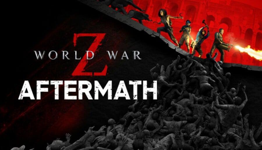 World War Z Aftermath PS4 PlayStation 5 1