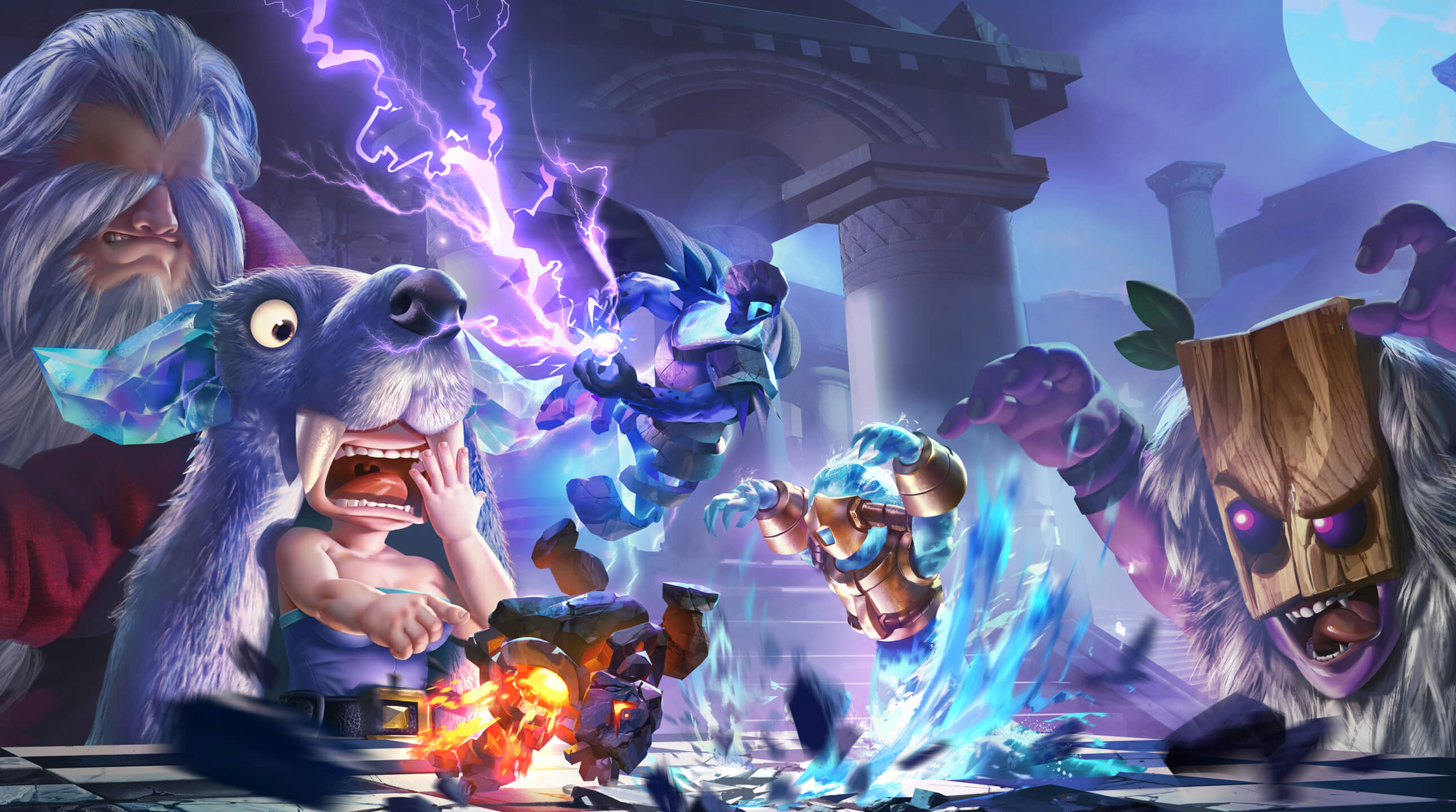 Ps4 Games 2020.Auto Chess Makes A Move To Ps4 In 2020 Push Square
