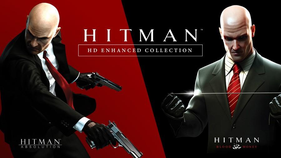 Hitman HD Enhanced Collection PS4 PlayStation 4 1