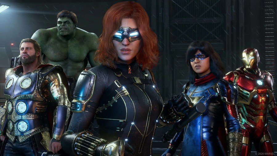 Has the Marvel's Avengers PS4 Beta Convinced You to Buy the Game? Poll 1