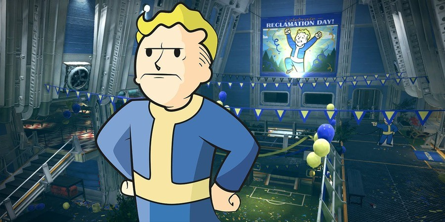 Fallout 76 What Are You Playing PS4 1