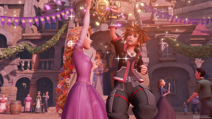 What Disney Worlds Are There in Kingdom Hearts 3 Guide 2