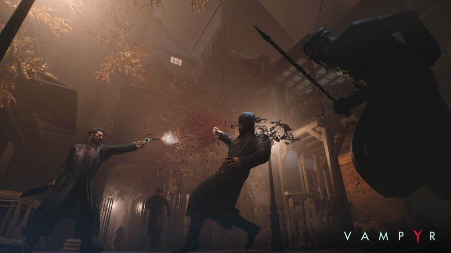 Vampyr: How to Save This Poor Plant with Water Trophy Guide 1