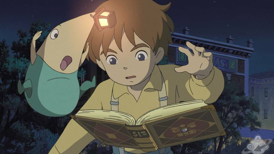 Ni No Kuni Remastered PS4