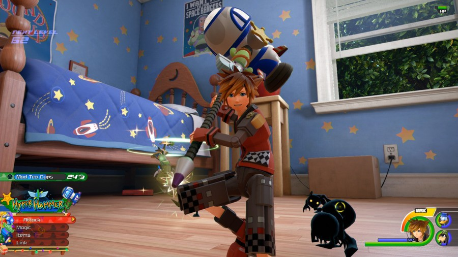 How to Upgrade Keyblades in Kingdom Hearts 3 Guide 1