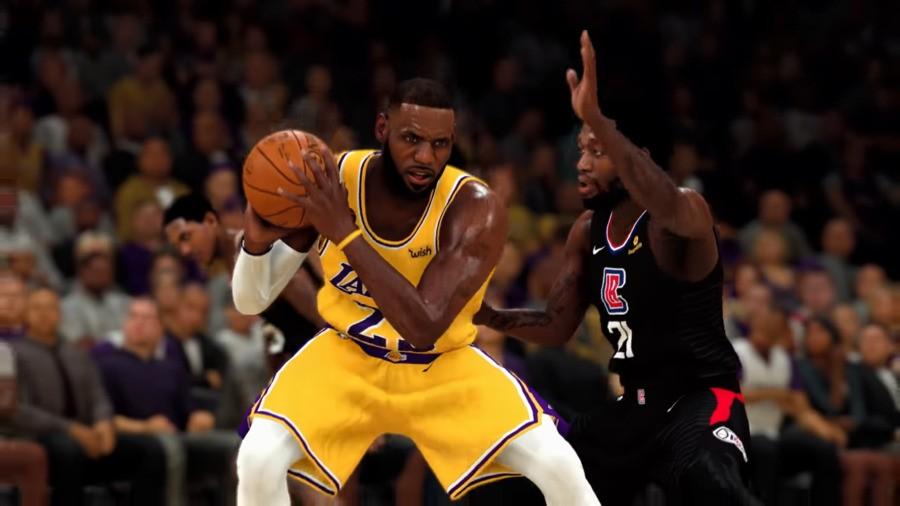 NBA 2K21 PS4 PlayStation 4