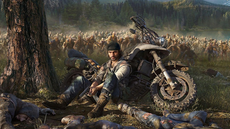 Days Gone PS5 Patch