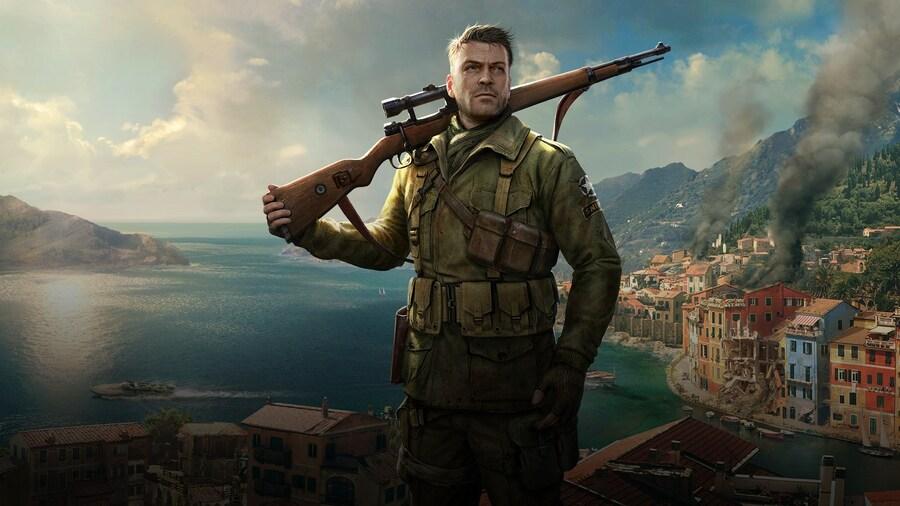 Sniper Elite 5 PS5 PlayStation 5 Rebellion 1