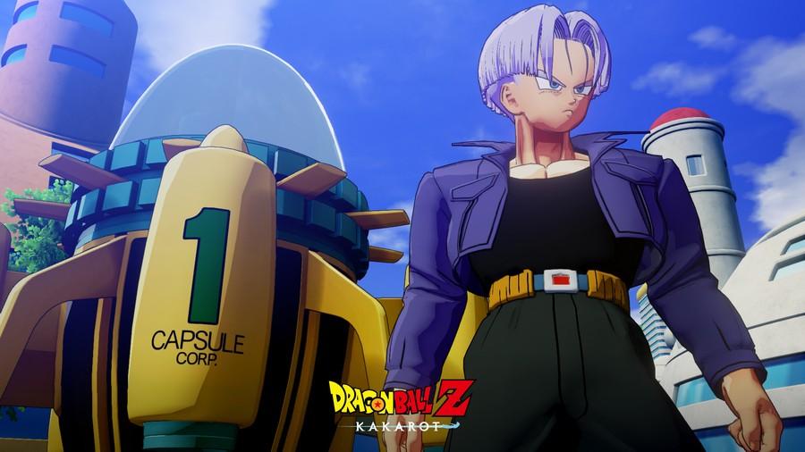 Dragon Ball Z Kakarot Update Patch Miss Quests