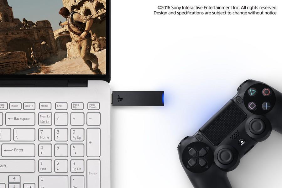 PlayStation 4 PS4 Wireless USB Adaptor Sony 1