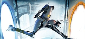 Portal 2: Now With Added PlayStation Move Support.