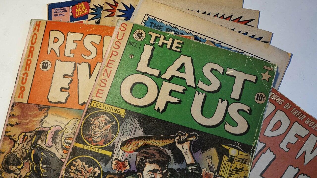 Random: We'd Read This Incredible Retro The Last of Us Comic