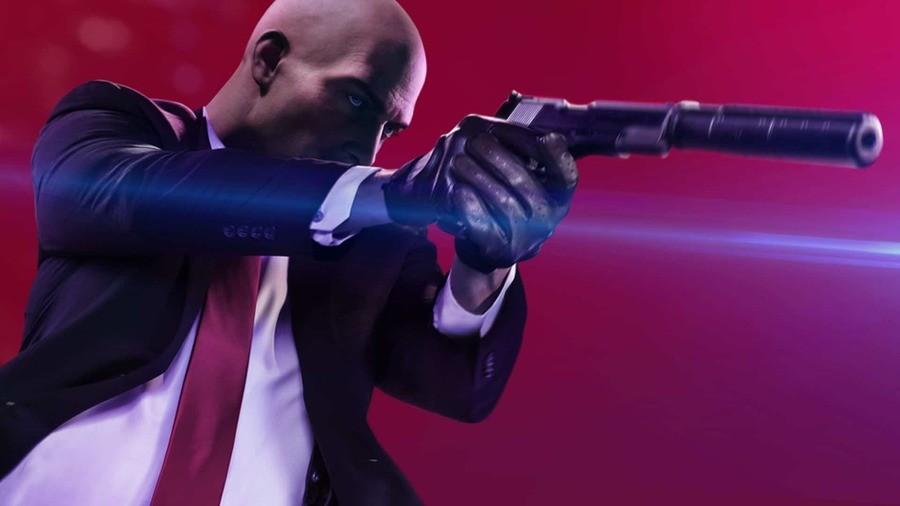Hitman 2 PS4 PlayStation 4