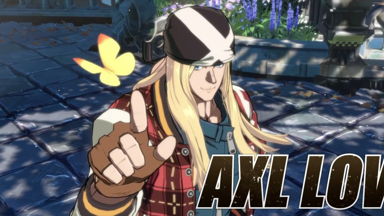 Axl Confirmed for New Guilty Gear in Latest Gameplay Trailer