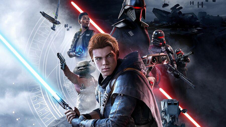 Star Wars Jedi Fallen Order PS5 Patch