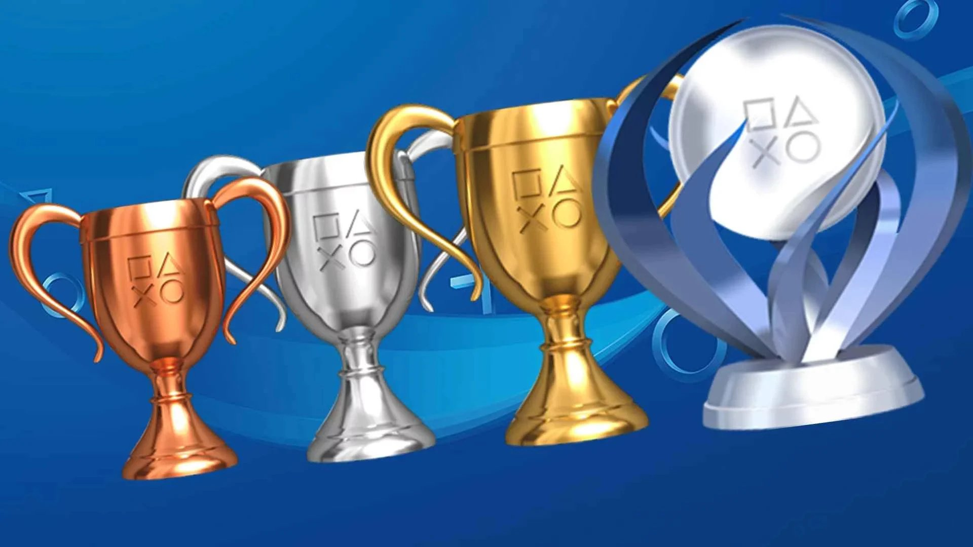 Single Trophies PS4 PSVR PlayStation Trophy Service 1 Hour Play