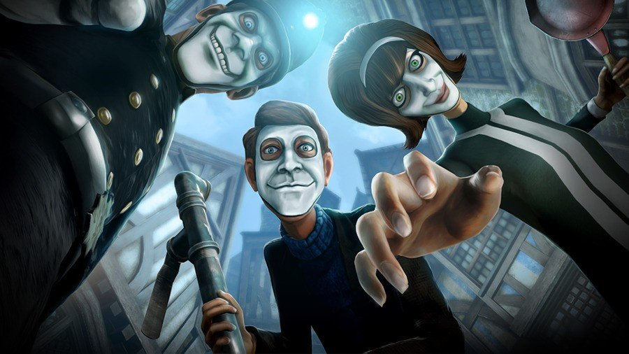 We Happy Few PS4 PlayStation 4 Reviews Round Up 1