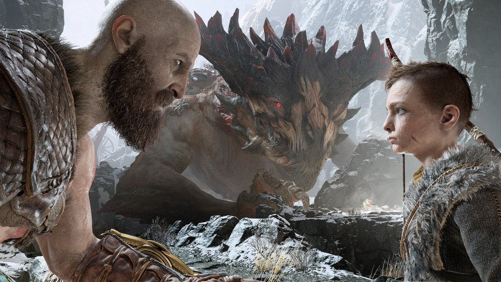 God of War - How to Find and Free All Dragons - Guide - Push