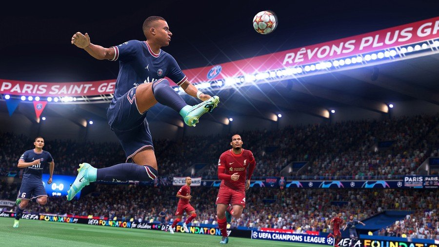 FIFA 22: All Changes and Improvements from FIFA 21 PS5 PS4