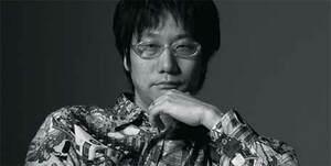 Kojima: Never Happy Unless He's Inside Your Head.