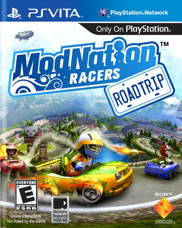 ModNation Racers: Road Trip Review (PS Vita) | Push Square
