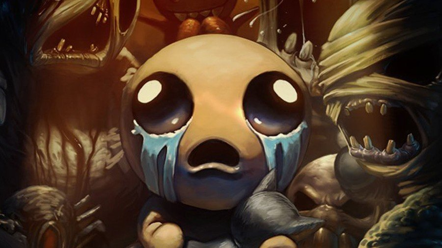 The Binding of Isaac Afterbirth+ DLC Booster Packs PS4 PlayStation 4